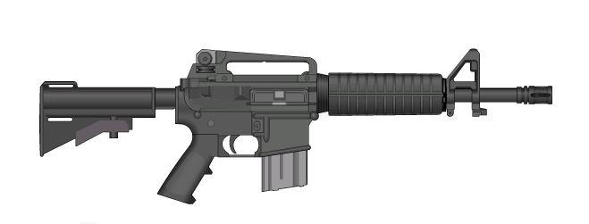 CAR-15 Commando