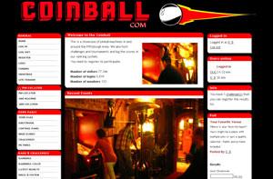 Coinball screen small