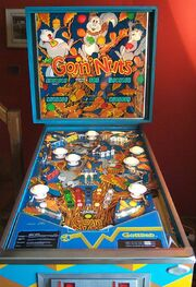 GoinNuts pinball