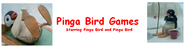 Pinga Bird Games Logo