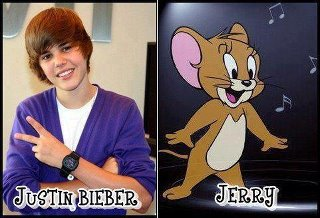 File:Justin Bieber and Jerry Mouse.jpg