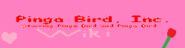 Pinga Bird Wiki Mother Logo