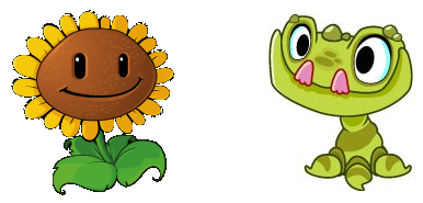 File:Sunflower and Plant Monster.png