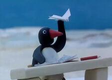 PinguandthePaperPlane
