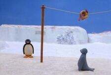 Pingu and Robbie and Fish