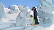 Pingu'sIceSculpture