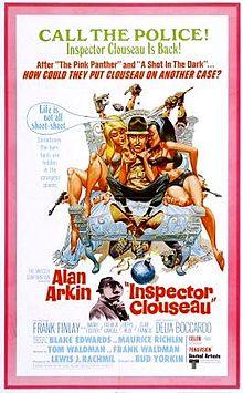220px-Inspector Clouseau poster