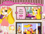 Front Page Pinkie