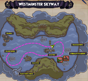 (Map) Westminster Skyway
