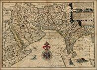 Linschoten full map