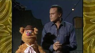 """Day-O"" (Banana Boat Song) ~ Harry Belafonte ~ Muppet Show"