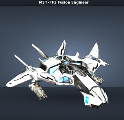 MST-FF3 Fusion Engineer