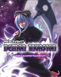 Cover demoninvasion