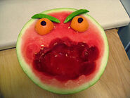 Angry-watermelon