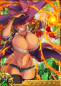Crimson Flame Lapis gold