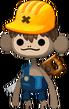 Character Monki Woody