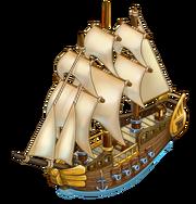Ship-frigate