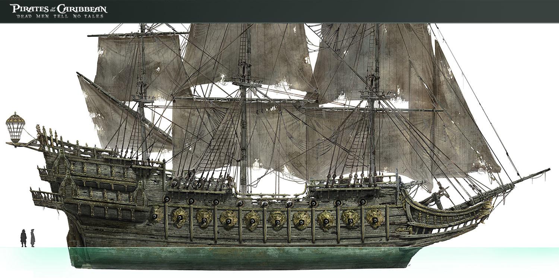 O pirata maldito - 1 part 7