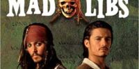 Pirates of the Caribbean: Dead Man's Chest Mad Libs