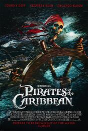 First POTC poster