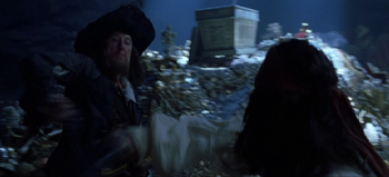 Barbossa Fighting Jack COTBP
