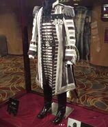 Salazar's uniform