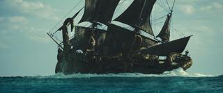 Kraken destroys the pearl