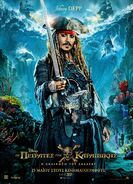 PotC DMTNT Greek Character Poster 01 - Johnny Depp