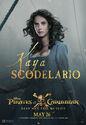Kaya Scodelario POTC5 poster