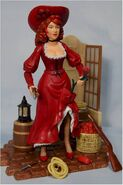Redhead toy