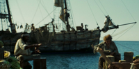 Shrimper's ship