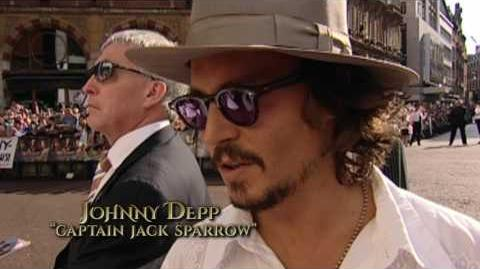 """Pirates of the Caribbean Dead Men Tell No Tales - """"Legacy"""" Featurette"""