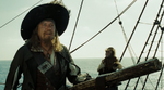 Barbossa And Charts