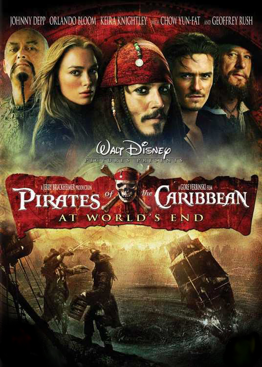 Pirates of the caribbean at the worlds end