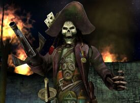 Jolly Roger angry