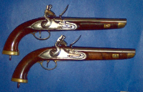 File:Brace of FLintlock pistols.jpg