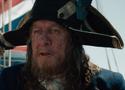 Barbossa On Stranger Tides
