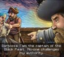 Mutiny on the Black Pearl
