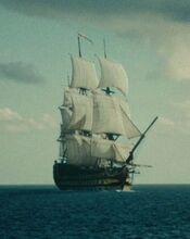 HMS Endeavour S