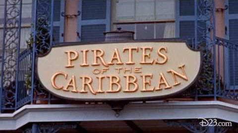 Sail Around the World with Pirates of the Caribbean
