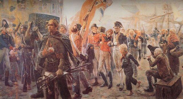 File:800px-Le retour des corsaires en 1806 - Maurice ORANGE.jpg