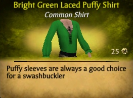 File:Bright Grenn Laced Puffy Shirt.png