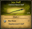 Juju Staff