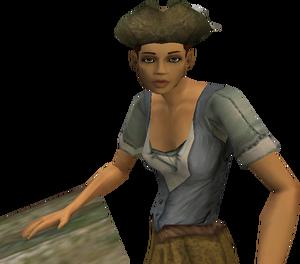 Seamstress Anne