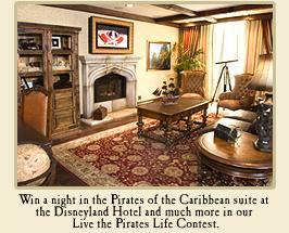 Pirate suite