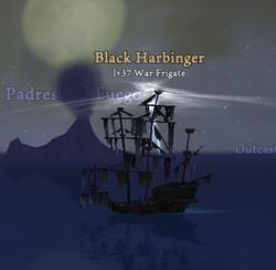 Black Harbinger clearer