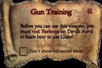 GunTrainingScroll
