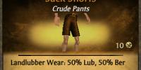 Sack Shorts