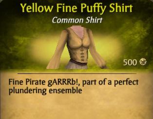 File:Yellow Fine Puffy Shirt.jpg