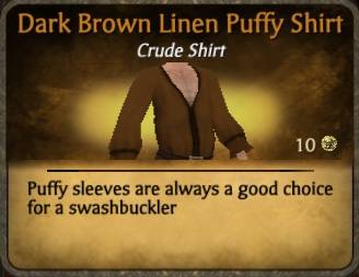 File:Dark Brown Linen Puffy Shirt.jpg